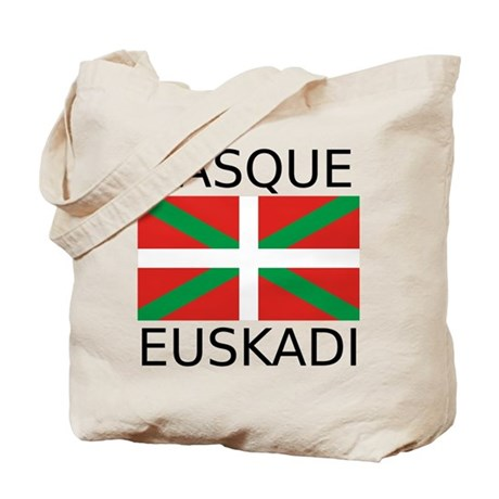 Basque - Euskadi Tote Bag