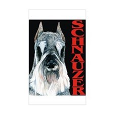 Urban Schnauzer Decal