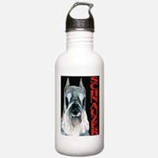 Urban Schnauzer Water Bottle