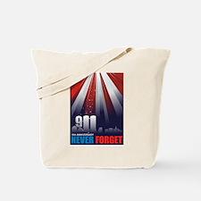 911 September 11th - 10th Ann Tote Bag