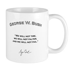 George W. Bush 01 Mug