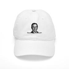 George W. Bush 01 Baseball Cap