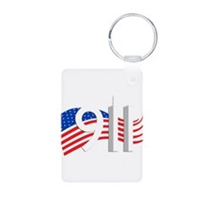 Funny 911 Keychains