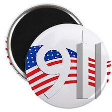 Cool 911 Magnet
