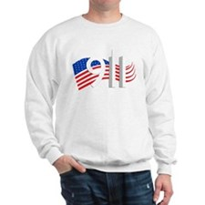 Cute September 11th never forget Sweatshirt