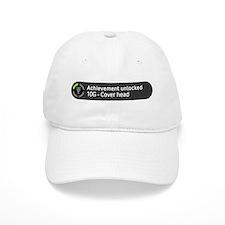 Achievement Unlocked Cover Head