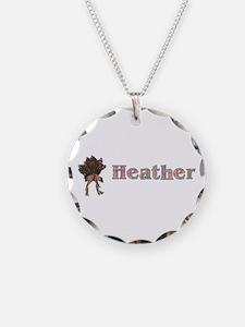 Heather Necklace