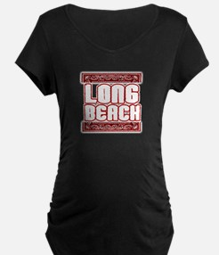 Long Beach,Ca -- T-Shirt T-Shirt