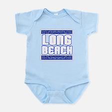 Long Beach,Ca -- T-Shirt Infant Bodysuit