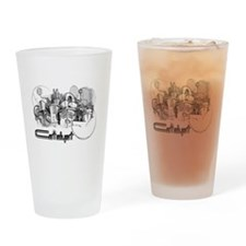 Jericho Drinking Glass