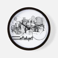 Jericho Wall Clock