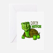 Ditch Mitch Greeting Cards