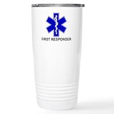 BSL - FIRST RESPONDER Travel Coffee Mug