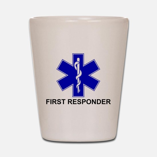 BSL - FIRST RESPONDER Shot Glass