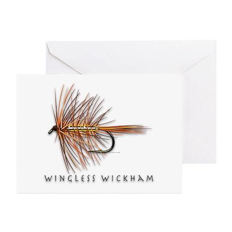 Wingless Wickham Greeting Cards (Pk of 10)