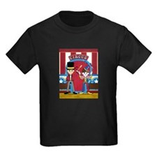 Circus Ringmaster and Clown T