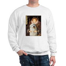 The Queen's Great Pyrenees Sweatshirt
