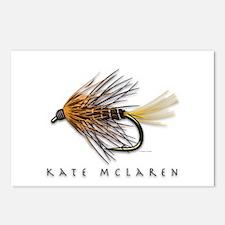 Kate Mclaren Postcards (Package of 8)