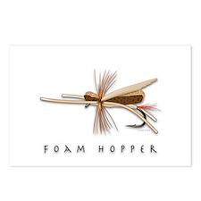 Foam Hopper Postcards (Package of 8)