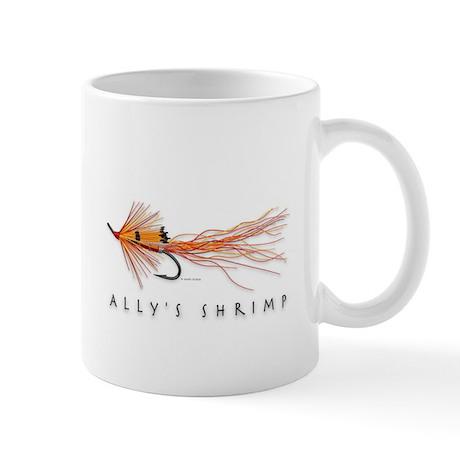 Ally's Shrimp Mug