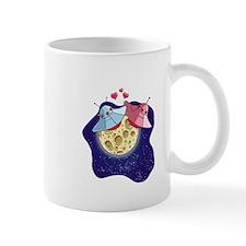 UFOs in Love Mug