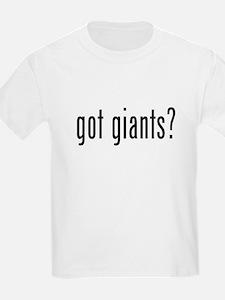 got giants Kids T-Shirt