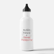 My best friend is a German Sh Water Bottle