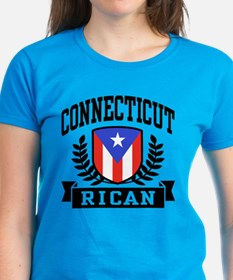 Connecticut Rican Tee