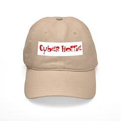 Cyber Hottie Baseball Cap