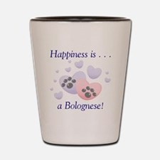 Happiness is...a Bolognese Shot Glass