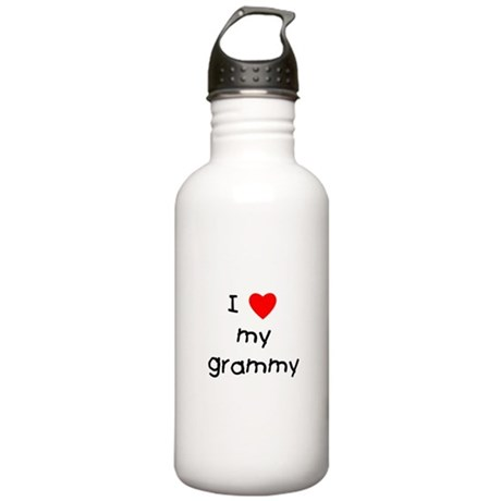 I love my grammy Stainless Water Bottle 1.0L