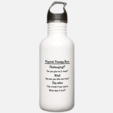 Physical Therapy Buzz Water Bottle