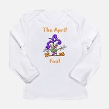 The April Fool Long Sleeve Infant T-Shirt