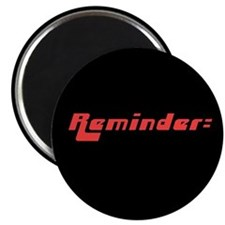 Reminder Memo Magnet