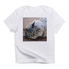 Lounging Cat Infant T-Shirt