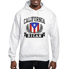 California Rican Hoodie