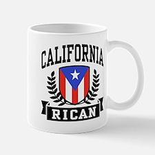 California Rican Mug