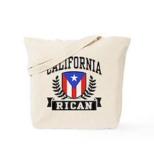 California Rican Tote Bag