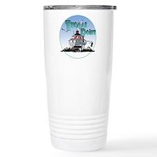 The Thomas Point Lighthouse Travel Mug