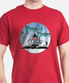 The Thomas Point Lighthouse T-Shirt