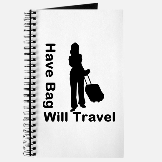 Have Bag, Will Travel Journal