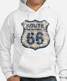 Route 66 Bluetandist Jumper Hoody