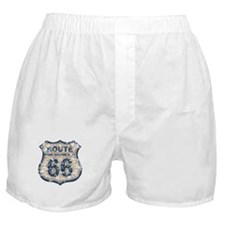 Route 66 Bluetandist Boxer Shorts