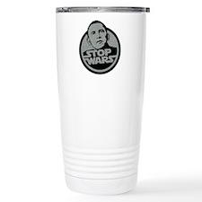 Stop Wars Travel Mug