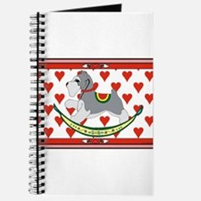 Rocking Dog Schnauzer Journal
