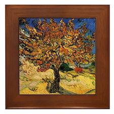 Vincent Van Gogh Framed Tile