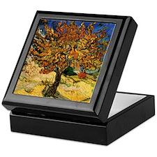 Vincent Van Gogh Keepsake Box