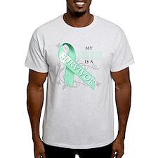 My Daughter is a Survivor T-Shirt