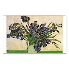 Vincent Van Gogh Decal