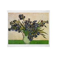 Vincent Van Gogh Throw Blanket